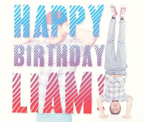 Happy Birthday Woody Payne! :D - Liam Payne Photo ...