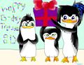 Happy birthday Tressa!! :D