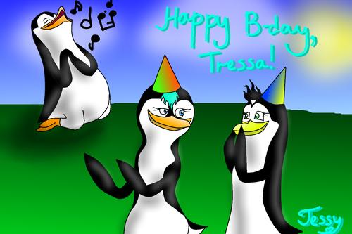 Happy birthday, Tressa!!! ^-^