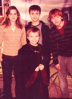 Harry Potter: On Set