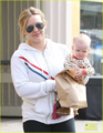 Hilary - Western Bagel in Studio City - August 25, 2012 - hilary-duff photo