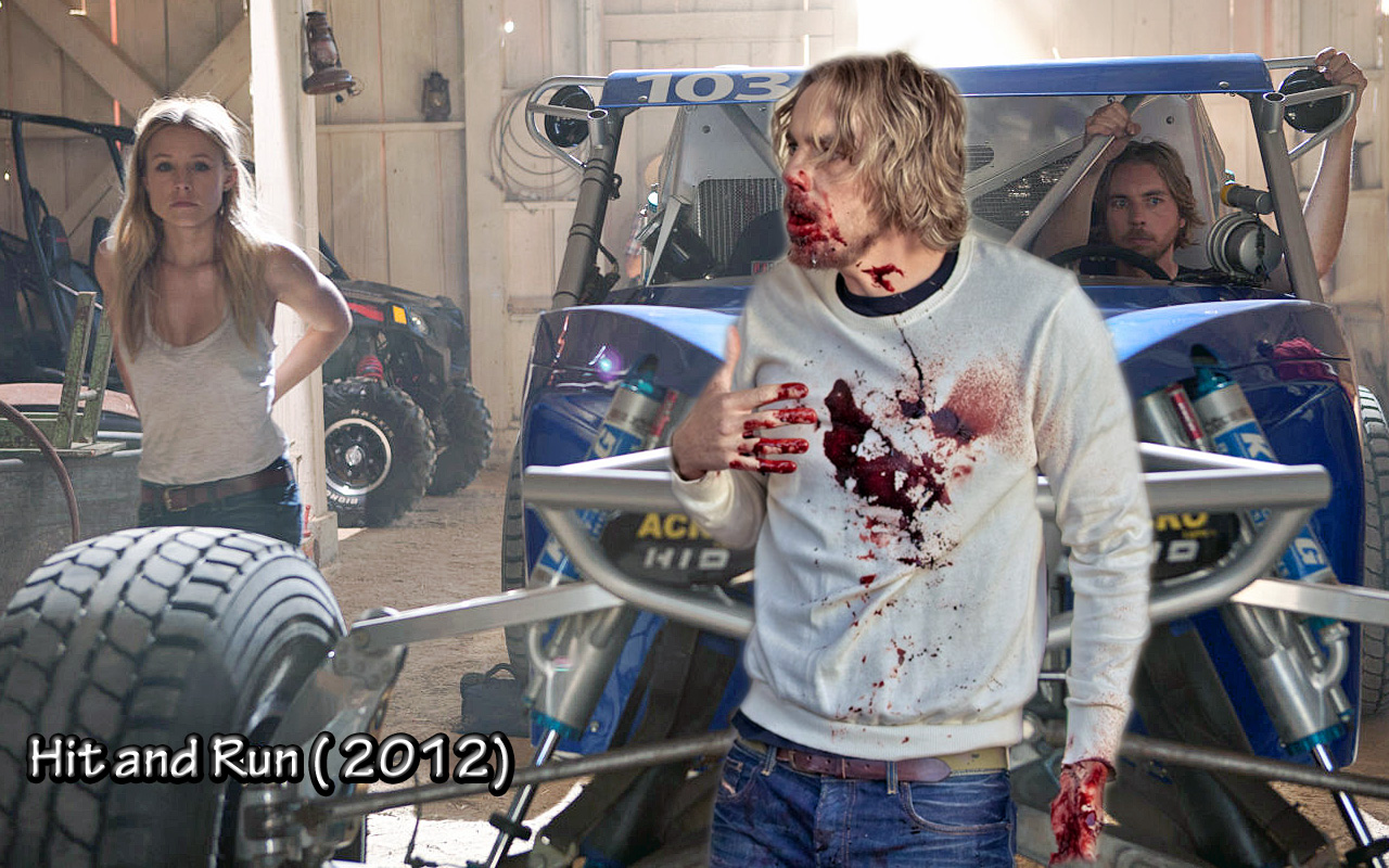 Hit and Run 2012 - Movies Wallpaper (31934612) - Fanpop
