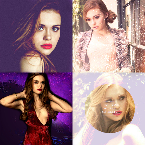 Holland Roden wallpaper possibly with a coquetel dress, a jantar dress, and a chemise titled Holland Roden