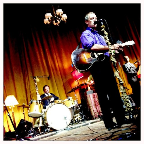 Hugh Laurie- concert at Park West in Chicago 21.08.2012