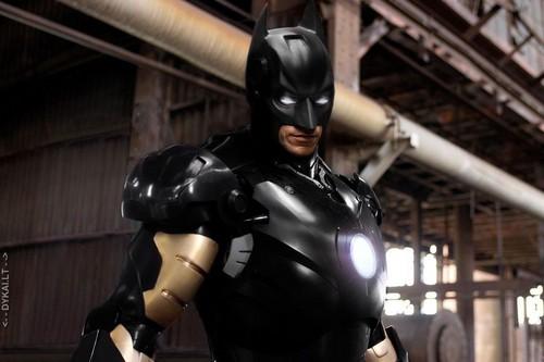 Iron 蝙蝠侠