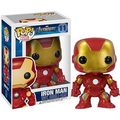 Iron Man collectable pop figure in display box! - iron-man photo