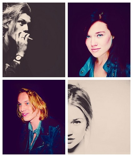 Jace and Isabelle