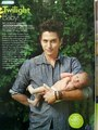 Jackson Rathbone and his son - jackson-rathbone photo
