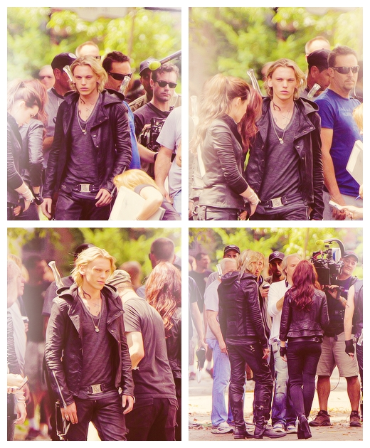 Jamie and Lily