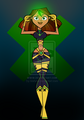 Jean grey Courtney - total-drama-island fan art