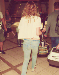 Jennifer Lawrence at LAX Airport, August 22nd