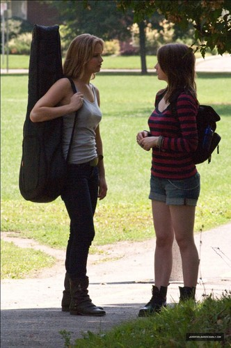 """Jennifer as Elissa in """"House at the End of the Street"""" - HQ movie stills."""