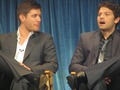 Jensen Ackles and Misha Collins images Misha & Jensen Hug ...