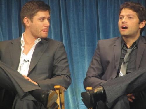Jensen/Misha