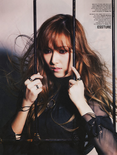 Jessica @ WKorea Magazine