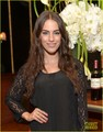 Jessica @ the Clos du Bois Rouge launch party held at অট্টালিকা Marmont's Bar Marmont
