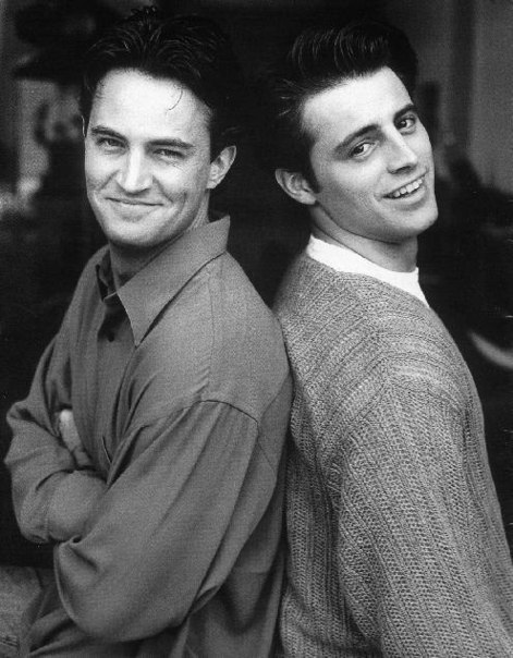 Joey & Chandler images Joey and Chandler wallpaper and background photos