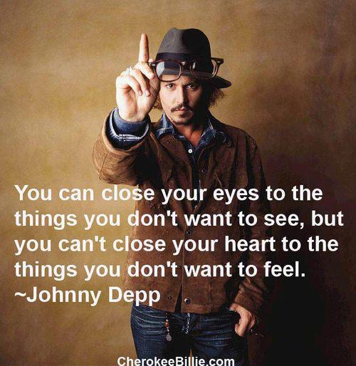 Johnny Quotes Johnny Depp Fan Art 31988799 Fanpop
