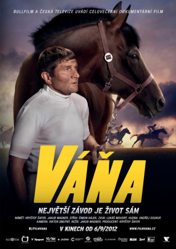 Josef Vana on movie poster