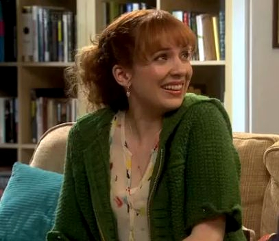 Katherine Parkison fond d'écran probably with a bookshop, an athenaeum, and a cardigan entitled Katherine Parkinson