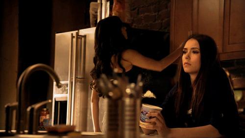 Katherine and Elena