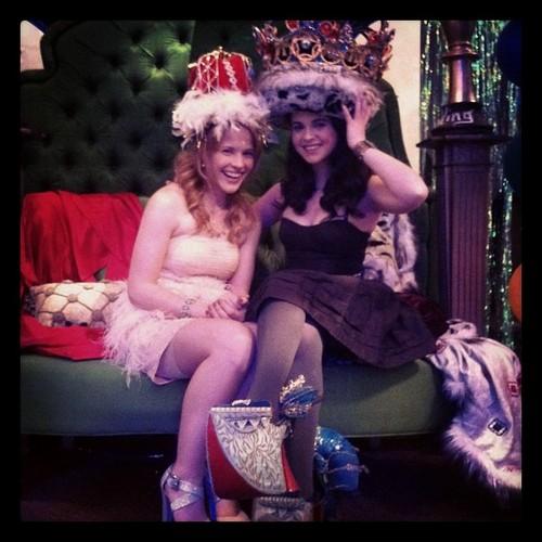 Katie & Vanessa