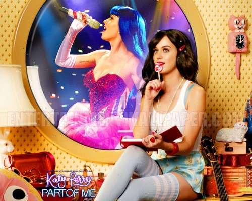 Katy Perry Hintergrund possibly with a sign and a straße titled Katy_Nazanin