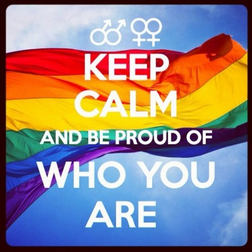 Keep Calm... - lgbt Photo