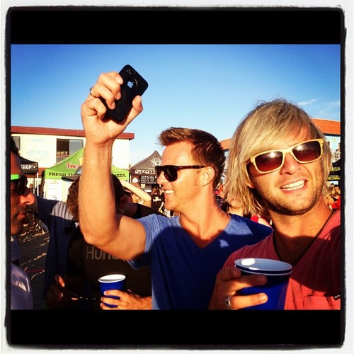 Keith Harkin Hintergrund containing sunglasses titled Keith