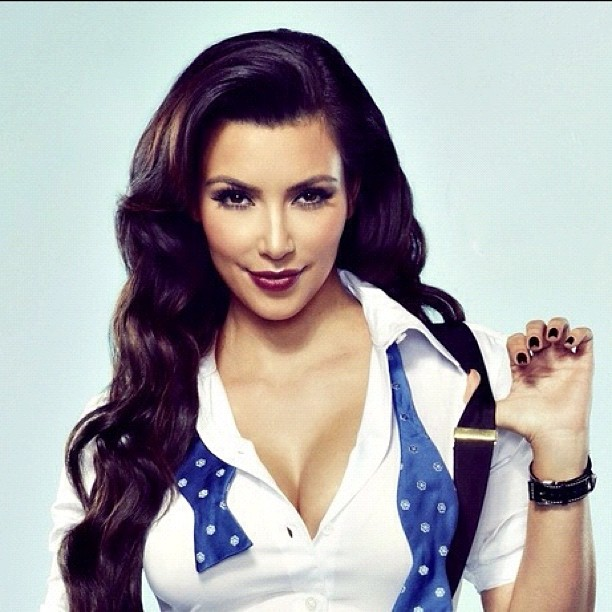 Kim Kardashian Tumblr Pics