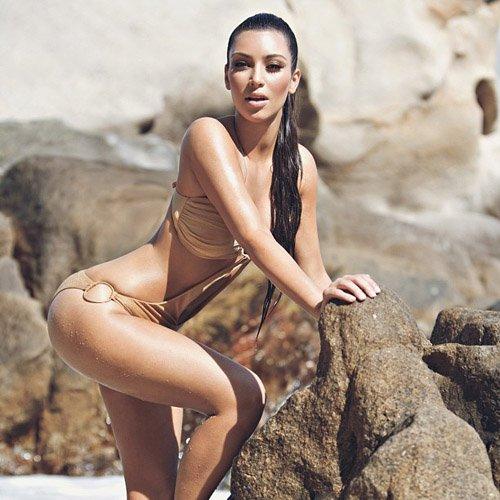 Kim's photoshoot