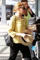 Kylie Minogue Heads to the Airport [August 2, 2012] - kylie-minogue photo
