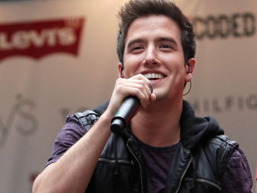 Logan Henderson wallpaper possibly with a show, concerto called LOGAN