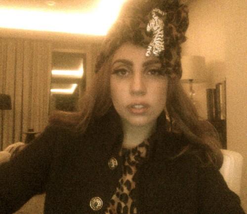 Lady Gaga - Svensk princessa