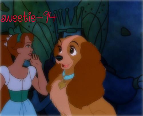 Lady & Thumbelina