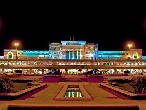 Lahore Airport :*