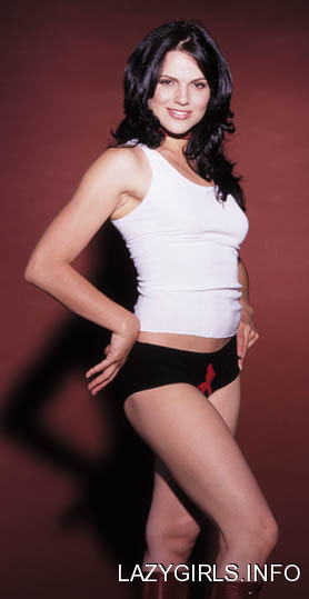 Lana Parrilla sexy