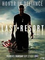 Last Resort - poster - last-resort photo