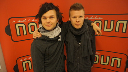 Lauri & Aki - the-rasmus Photo