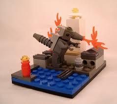 Lego Godzilla!