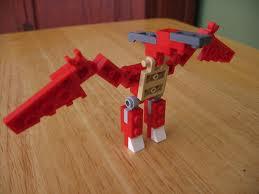 Lego Rodan!