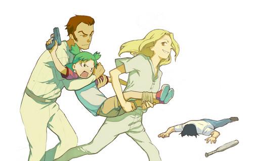 Let's kidnap Yotsuba!