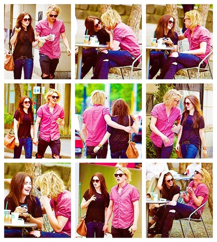 Lily and Jamie