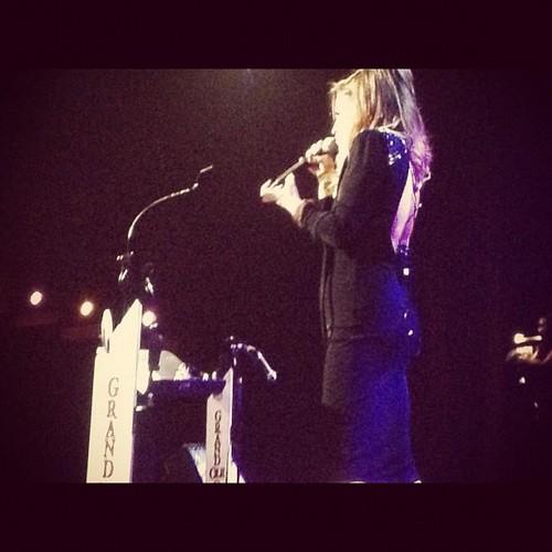 Lisa Marie Presley Makes Debut On Grand Ole Opry