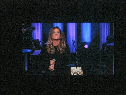 Lisa Marie Presley Makes Debut On Grand Ole Opry