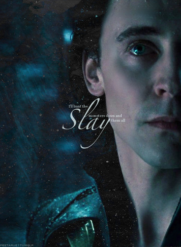 Loki (Thor 2011) achtergrond called Loki