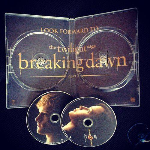 Look pasulong to Breaking Dawn part 2!