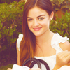 Lucy Hale photo containing a portrait entitled Lucy Hale icones