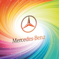 MERCEDES - BENZ (LOGO)