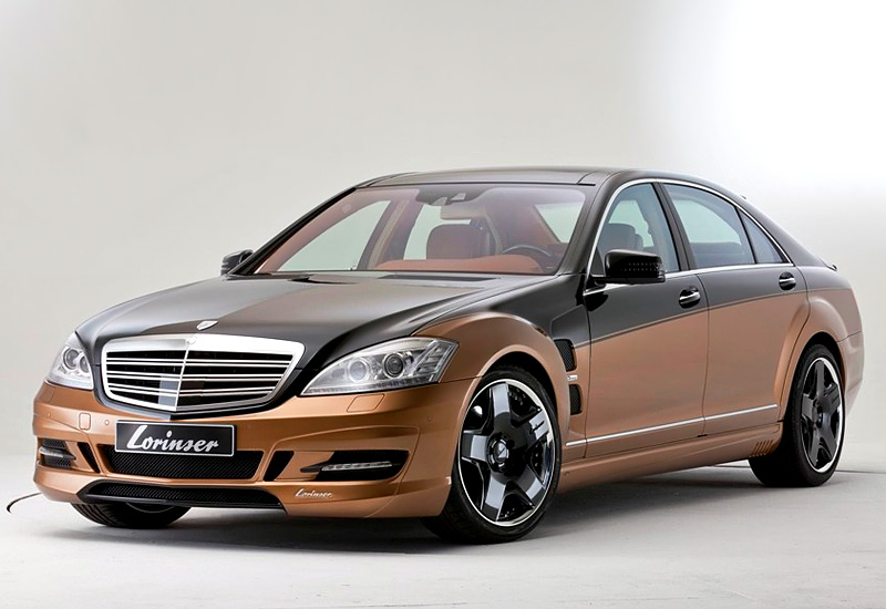 Mercedes benz images mercedes benz s600 lorinser s70 6 0 for Mercedes benz s 600 v12